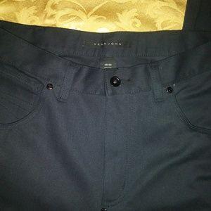 Sean John Hamilton Black Denim Jeans